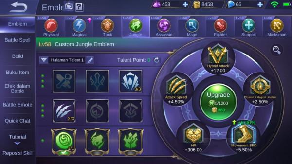 Akun Mobile Legend GG