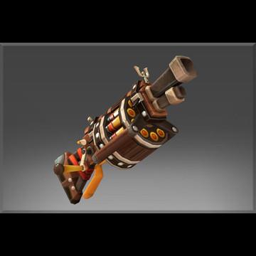 Inscribed Muh Keen Gun (Immortal Sniper)