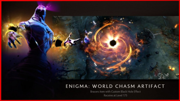 World Chasm Artifact (Immortal Enigma)