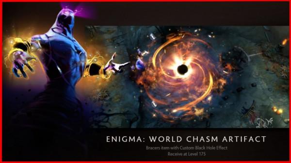 World Chasm Artifact (Immortal Enigma)