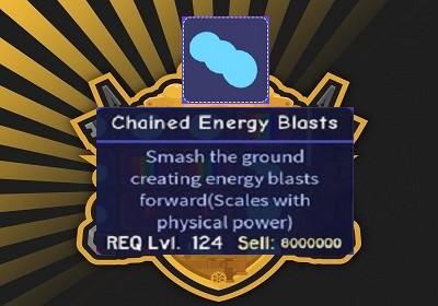 Chained Energy Blast