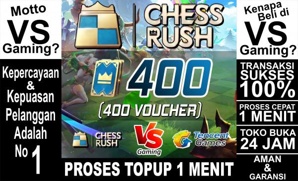 400 Voucher