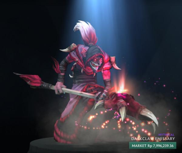 Darkclaw Emissary (Dazzle Set)