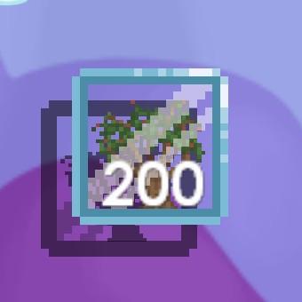200 Pepper Block