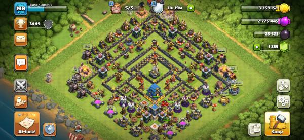 Akun Max Th 12 Base Tukang GG