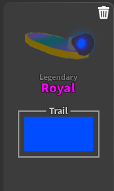 Royal (Legendary Board) Ghost Simulator