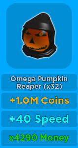 Omega Pumpkin Reaper