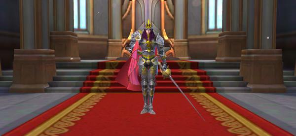 EPIC Lancelot (Floral Knight)