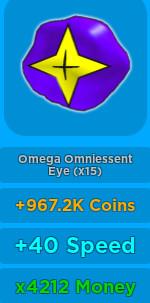 Omega Omnisient Eye-Magnet Simulator