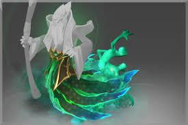 Sullen Rampart (Immortal TI9 Necrophos)