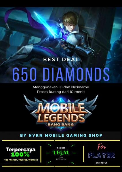 650 Diamonds
