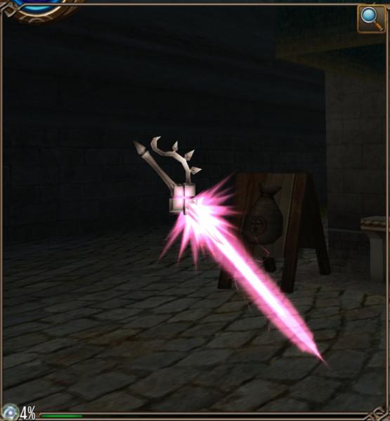 Proto Clarity Rose Sword App