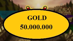 Gold Dugeon Quest 50 Juta