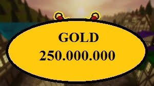 Gold Dugeon Quest 250 Juta