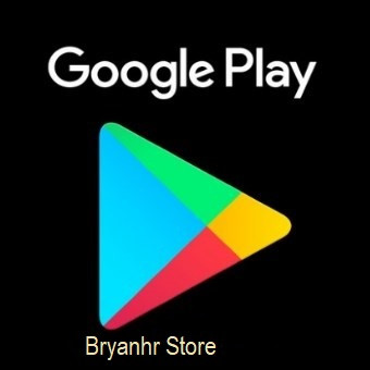 Google Play Gift Card Rp.20.000