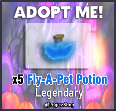 x5 Fly-a-Potion - Adopt Me