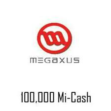 MIcash 100.000 MIcash