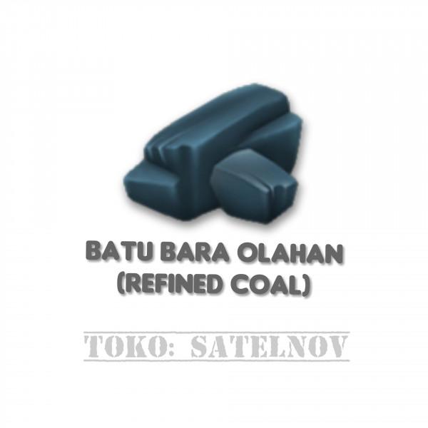 Batu Bara Olahan (Refined Coal)