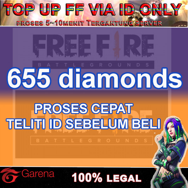 655 Diamonds