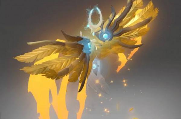 Golden Flight of Epiphany (Immortal TI9 Skywrath Mage)