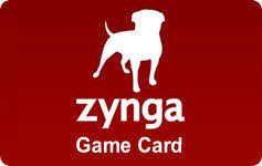 Zynga Game Card IDR 20.000
