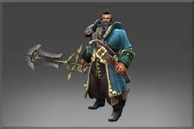 The Steadfast Voyager (Kunkka Set)