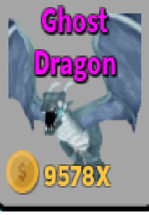 Ghost Dragon Warrior Simulator