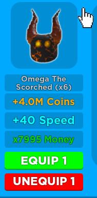 omega the scorched magnet simulator