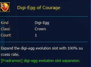 Digi-Egg Of Courage