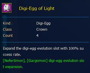 Digi-Egg Of Light