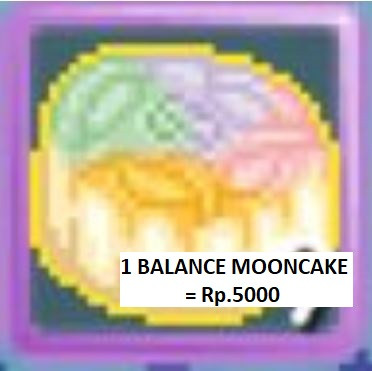 Balance Mooncake