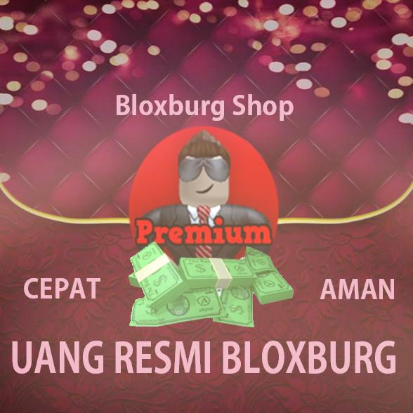 (HEMAT) 10.000 Uang Resmi Bloxburg