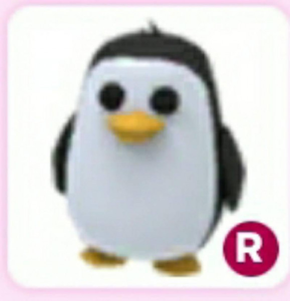 Pinguin Can Ride - Adopt me