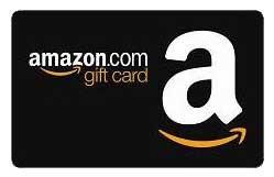 Amazon Gift Card $15