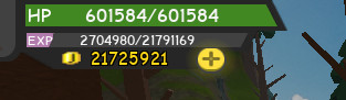 Gold Per ! juta Dungeon Quest