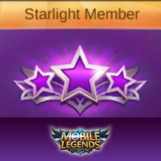 Starlight member bulanan