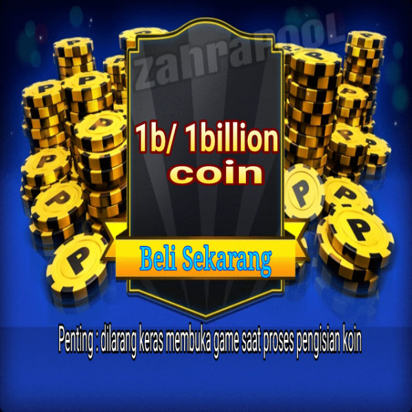 1 Milyar Coins