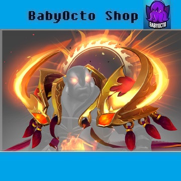 Apogee of the Guardian Flame (Immortal TI9 Ember Spirit)