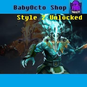 Exalted Bladeform Legacy Style2(Arcana Juggernaut)
