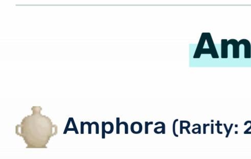 Amphora seed
