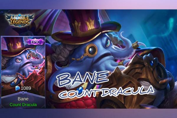 Count Dracula (Epic Skin Bane)
