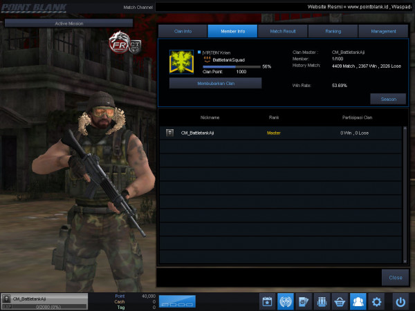 Battletank Grade 1 Slot member 100 Nominus