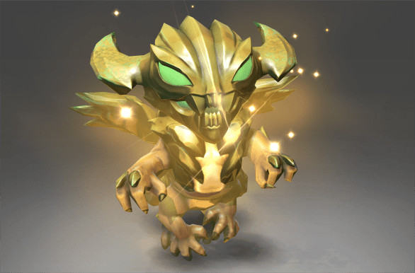 Golden Devourling (Courier)