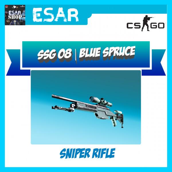 SSG 08 | Blue Spruce