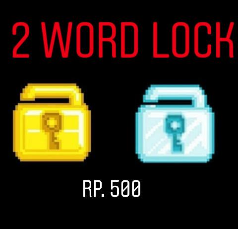 2 WORLD LOCK RP. 500