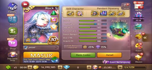 RockStar +Cyber nixie dkk