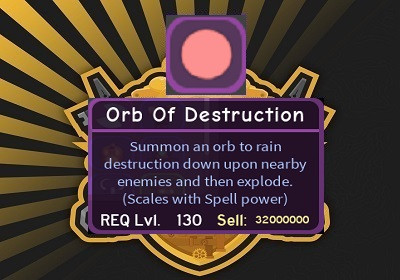 Ord Of Destruction