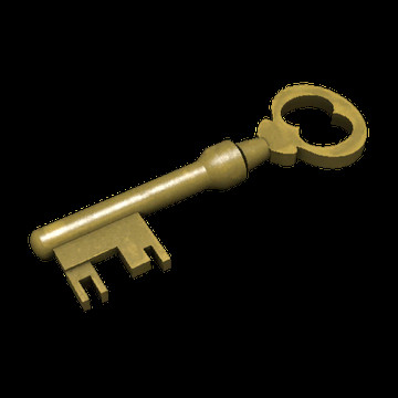 (TF2) Mann Co. Supply Crate Key