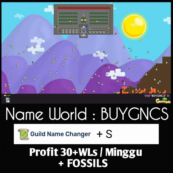 BuyGNCS (Guild Name Changers)