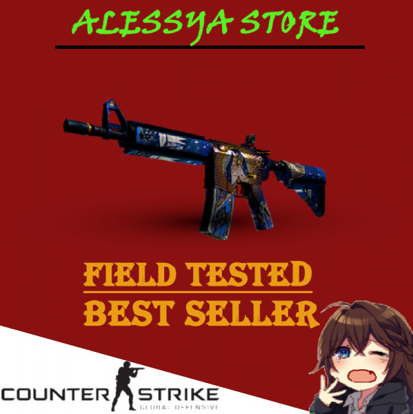 M4A4 | The Emperor (Field-Tested)